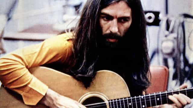 George Harrison: Den tysta Beatlen