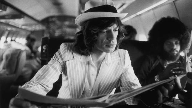 Photos vintages de célébrités dans des avions!