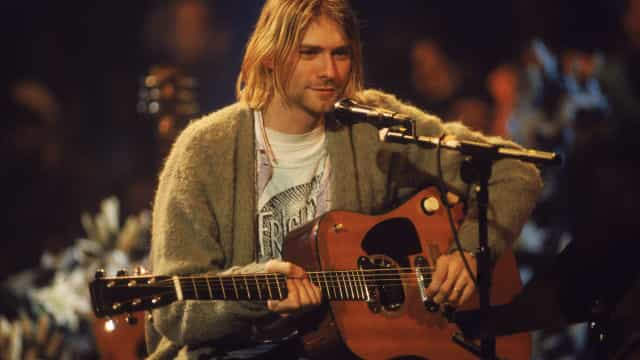 Os álbuns favoritos de Kurt Cobain de todos os tempos