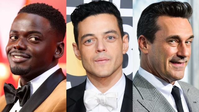 Famous men who love makeup