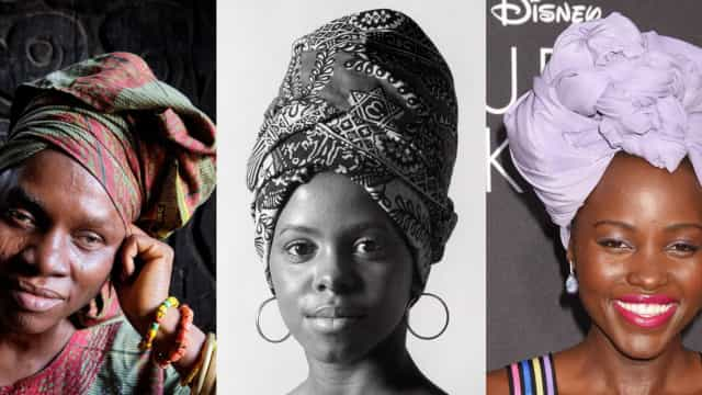 The evolution of the headwrap