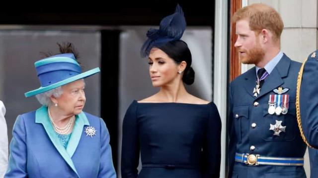 'Megxit': do conto de fadas às tensões com a família real