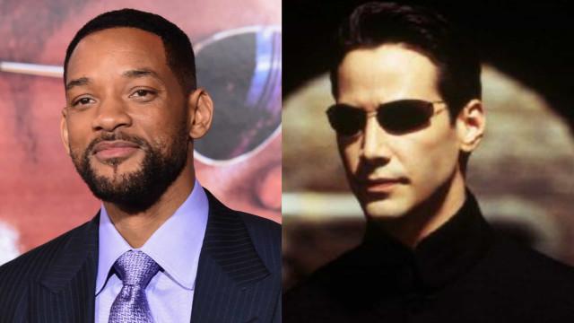 Will Smith poderia ter sido o Neo de 'Matrix'; atores que recusaram papéis icônicos