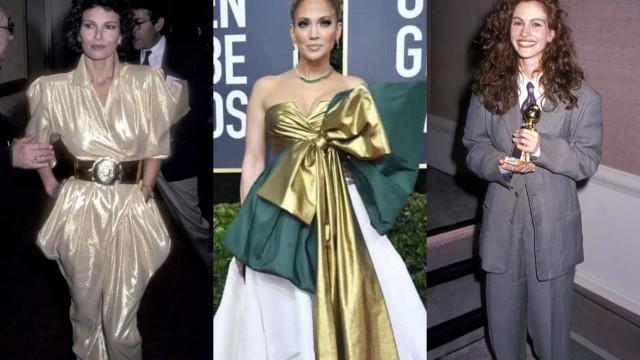 Golden Globes: Die besten Looks der Geschichte