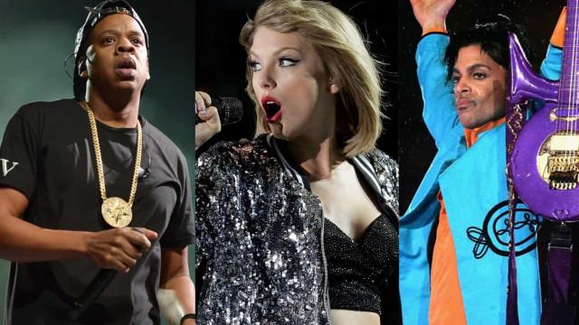 Disse kunstnere har droppet deres pladeselskab
