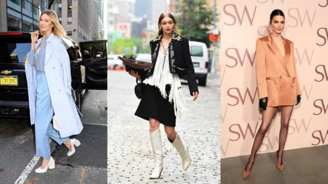 The top fashion trends for 2021 as seen on celebs