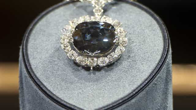 The curse of the Hope Diamond