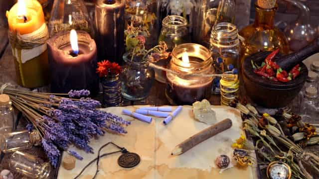 Why is witchcraft on the rise?