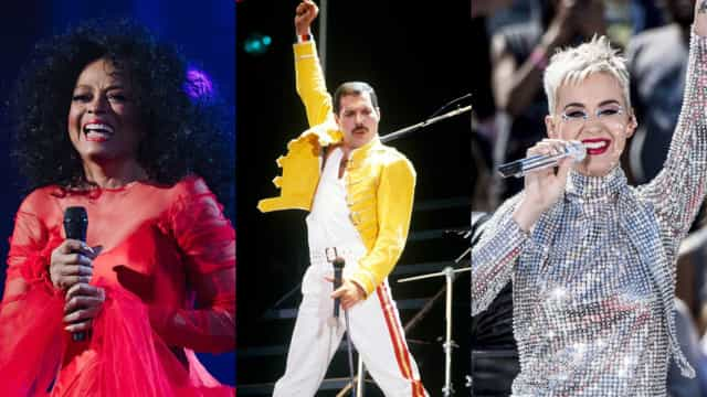 Musikstjärnor som aldrig har vunnit en Grammy