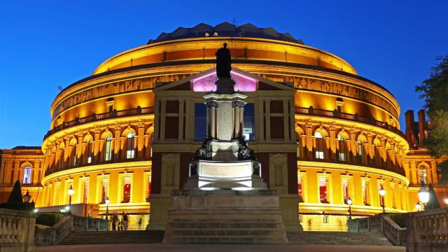 Die Royal Albert Hall wird 150 Jahre alt