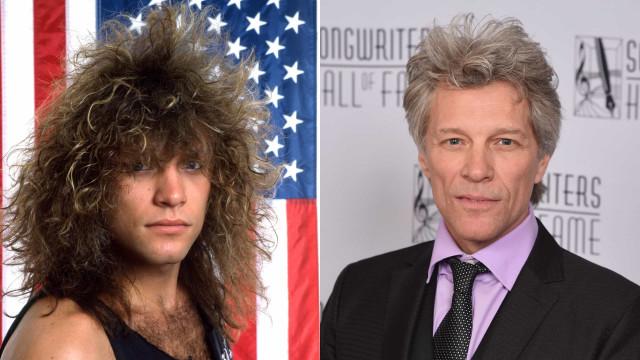 Quand les stars du rock coupent leurs cheveux longs!