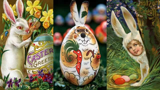 Quelle histoire se cache derrière le lapin de Pâques?