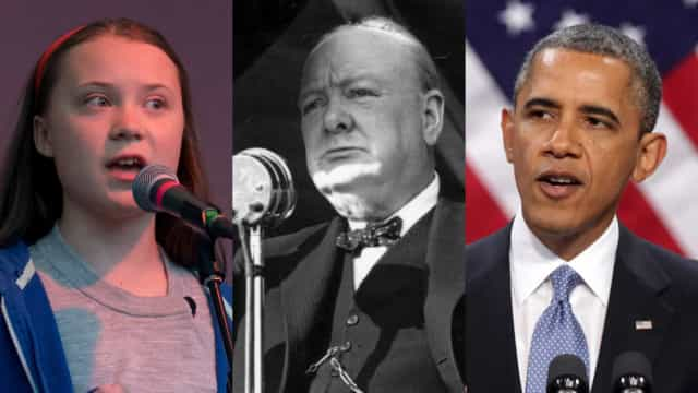 History's greatest orators