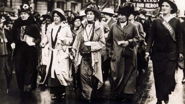 La historia del Día Internacional de la Mujer
