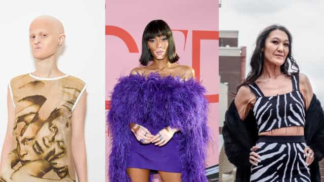 Models who defy traditional beauty standards