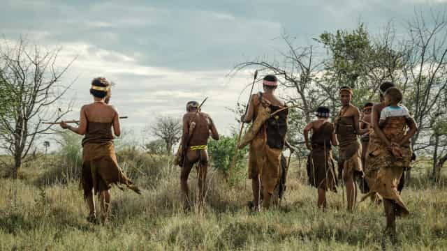 History of the hunter-gatherers