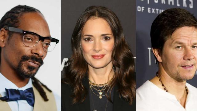 Acredita que estas celebridades vão fazer 50 anos?