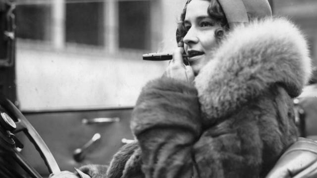 Dagen då kvinnor började röka