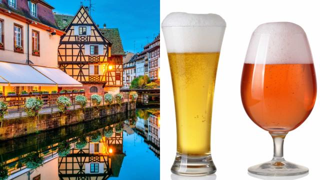 De bästa resmålen i Europa för personer som älskar öl