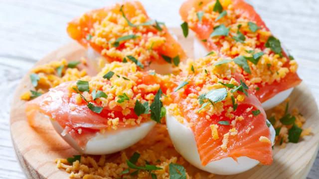 30 fantásticas recetas con huevos