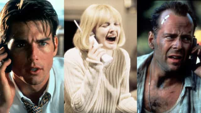 Cinema's most iconic phone moments