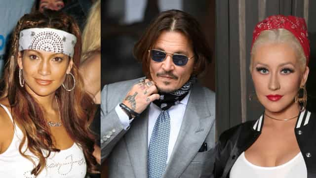 Celebrities rocking the bandana look