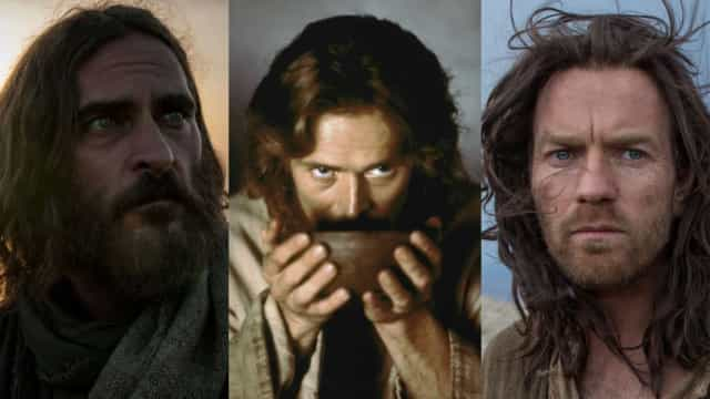 Who's your favorite onscreen Jesus?