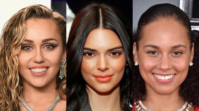 Celebrities who've rocked music tees