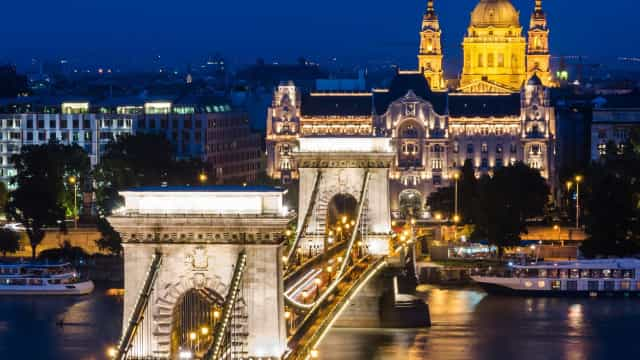Enjoy a city break in Budapest