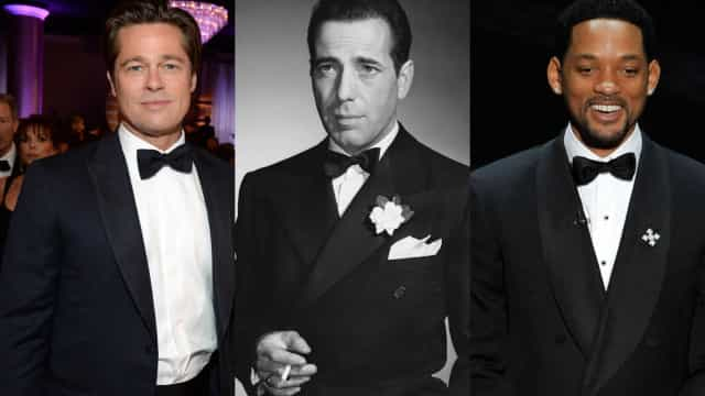 Which celeb looks best in a tux?