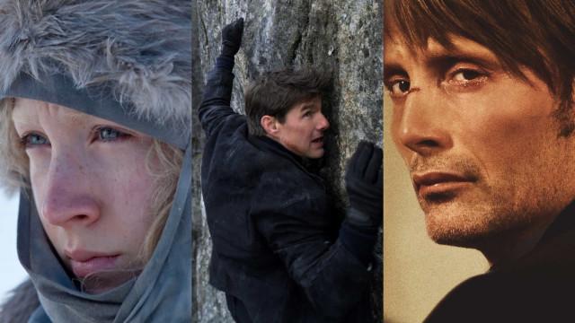 Minnesvärda filmer som antingen utspelar sig eller har spelats in i Skandinavien