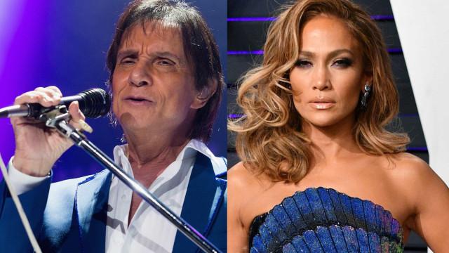 Lembra que o Rei lançou música com J.Lo? Parcerias de brasileiros com estrelas gringas