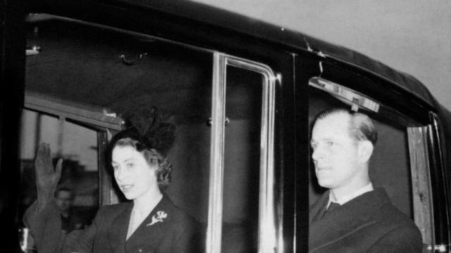 A Rainha Isabel II faz 95: uma retrospetiva fotográfica