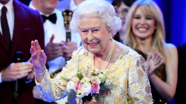 Como a realeza britânica celebra os aniversários?