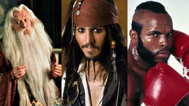 The most iconic beards in film history