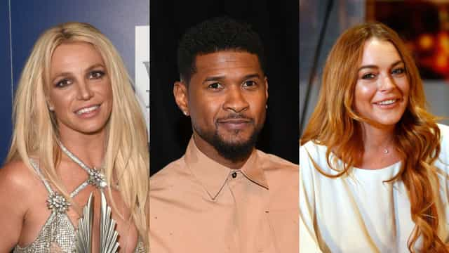Celebrities managed by their parents