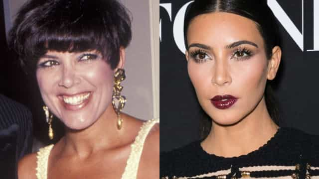 Madres e hijas famosas con la misma edad: ¿Se parecen?