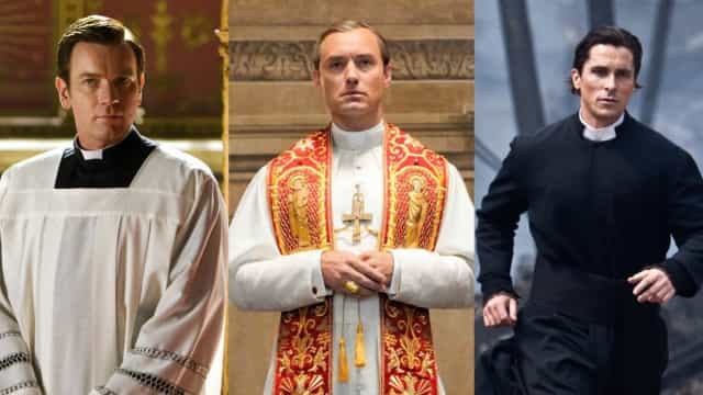The hottest on-screen clergymen