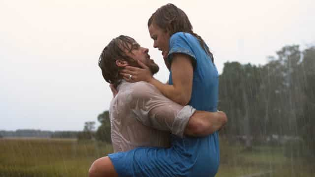 Movies that feature rain and heavy downpours