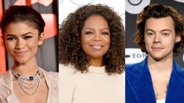 Celebrities reveal the people who inspire them most