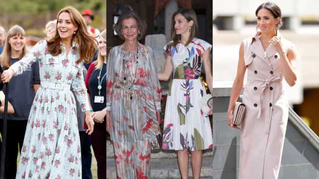 Royals show off their best spring/summer looks