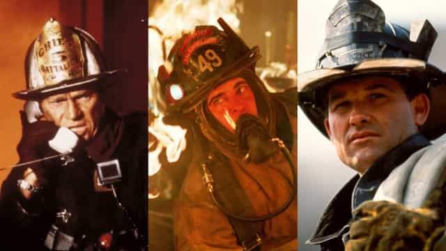Films inspired by fire and flame