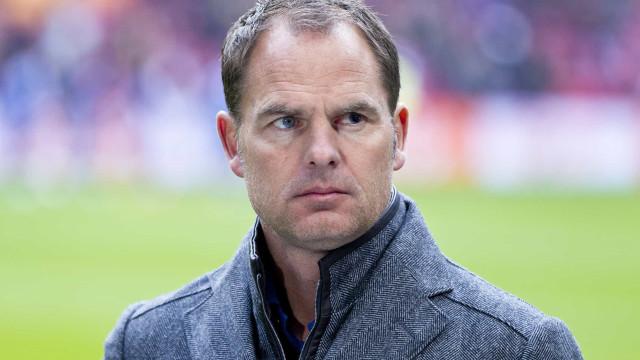 Gaat Frank de Boer ons de Europese titel bezorgen?