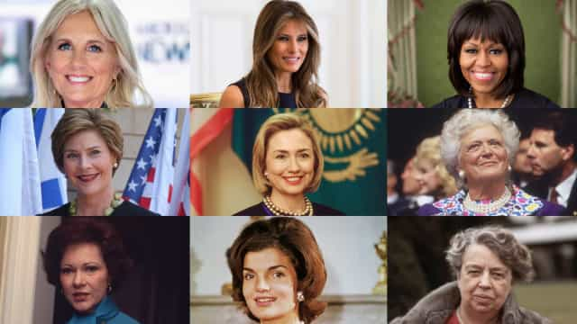 What's it really like to be the First Lady of the United States