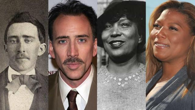 Assustador: As celebridades que têm sósias do passado