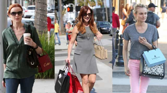 Celebs who shop on Rodeo Drive