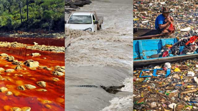 From crocs to cannibals: the world's deadliest rivers