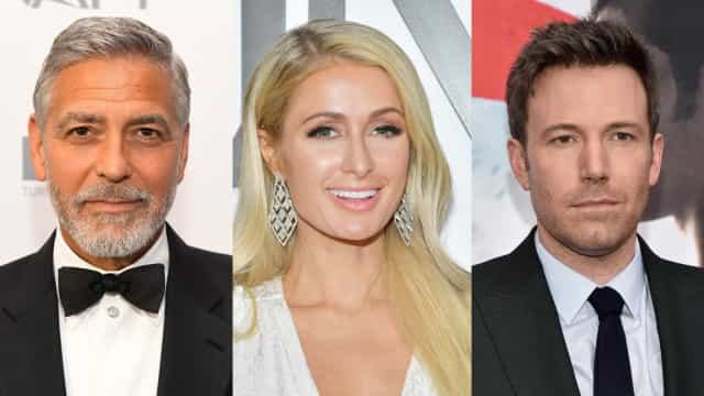 High stakes: Celebrities who like to gamble