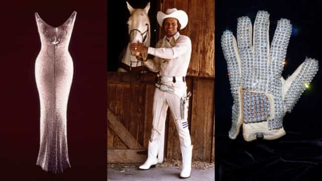 The rhinestone's place in fashion and pop culture