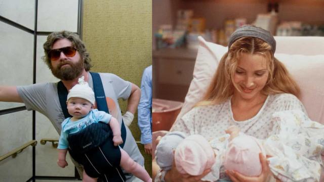 Bebês de Hollywood: como eles estão hoje em dia?